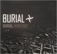 Burial, The Burial - Burial [New Vinyl]