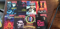 2019 SDCC EXCLUSIVE HORROR MOVIE NIGHT PROMO CARD SET OF 16 SERIES 1 & 2 CARRIE