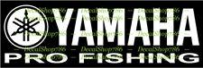 Yamaha Pro Fishing - Outdoors Sports - Vinyl Die-Cut Peel N' Stick Sticker/Decal