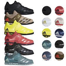 Para Hombre Adidas Powerlift 3.1 Entrenamiento Zapatos de Halterofilia Gimnasia Entreno