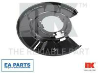 Splash Panel, brake disc for BMW NK 231524 fits Rear Axle Right