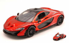 McLaren P1 2014 Orange Metallic 1:24 Model MOTORMAX