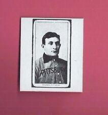 1976 Philadelphia CARD SHOW AD/PROMO CARD HONUS WAGNER--PIECE OF HISTORY