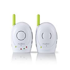 Écoute-Bébé Audio Babyphone 2.4 GHz Fonction de Réponse Bidirectionnel  300m