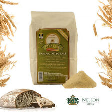 Farina Integrale di grano duro siciliano con Germe di Grano integro - 1 kg