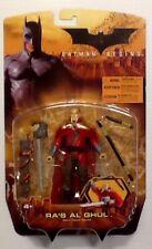 Mattel 2005 Batman Begins Ra's Al Ghul New Moc