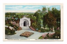 USA - Washington DC, Franciscan Monastery, Tomb of Blessed... - Vintage Postcard