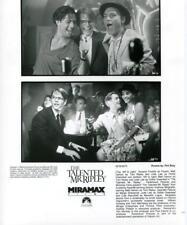 "M.Damon, R.Fiorello, J.Law ""The Talented Mr. Ripley"" Vintage Movie Still"