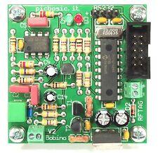 RFTAG LETTORE  CHIAVI ATRASPONDER 125Khz rfid montato V2 arduino rfid tag