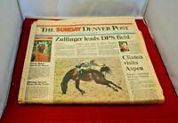 The Sunday Denver Post(July 25, 1999) Newspaper(#121)