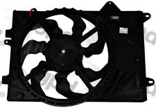 Engine Cooling Fan Assembly Global 2811836 fits 2012 Chevrolet Sonic 1.8L-L4