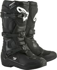 ALPINESTARS TECH 3 Boots BLK ATV MX Off Road Racing SIZE (10) 482-04110 In-Stock