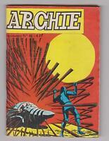 ARCHIE n°46  - Le merveilleux robot. 1979. petit format en TBE
