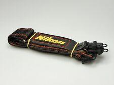 Nikon Gurt / Strap Black - Yellow