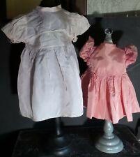 Vintage! 2 1950 Era Style Dresses for your Composition or Hard Plastic Dolls