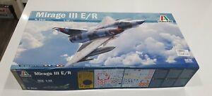 Italeri No. 2510 | 1:32 Dassault Mirage IIIE/R