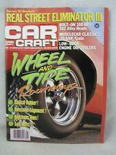 Car Craft Magazine  -  May 1987 ,  Real Street Eliminator III  (619)
