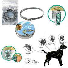 Natural Dog Cat Anti-Flea Tick Collar 8 Month Protection Insect Killer 38cm