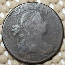1802 Draped Bust Large Cent 1¢ Copper Coin Early US Type