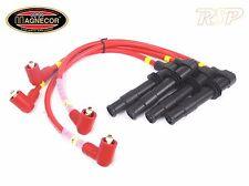 Magnecor KV85 Red Ignition HT Lead Set 45545 VAG VW Seat 1.4i 1.6i 16v DOHC