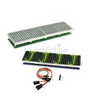 MAX7219 Yellow LED Display Dot led Matrix MCU Control Module for Raspberry Pi