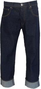 Relco Mens Texas Vintage Raw Denim Jeans