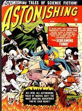 Golden Age Comics; Astonishing, Big Shot Comics, & 4 Most on DVD