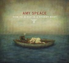 Amy Speace - How to Sleep in a Stormy Boat (Audio CD 2013)
