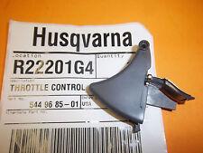 NEW HUSQVARNA THROTTLE TRIGGER FITS 435 440 445 450 CHAINSAWS 544968501 OEM