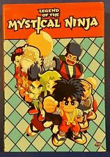 Legend of the Mystical Ninja - The Complete Collection (DVD, 2006, 5-Disc Set)