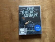 The Great Escape Blu ray*Criterion Collection*Special Ed*4K Transfer*Sealed/New*