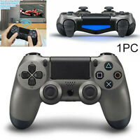 Wireless Controller Game Pad For PS4 PlayStation Dualshock 4 Standard Iron