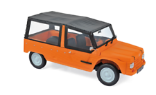 Voitures miniatures oranges Citroën