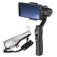 Zhiyun SMOOTH-Q Handheld 3-Axis Camera Gimbal Stabilizer Grey For Phone+ Gift
