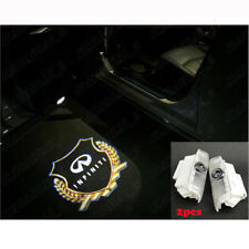 2X LED Logo Laser Door Courtesy Welcome Shadow Light For Infiniti G/QX/FX Series