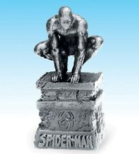 Statue SPIDERMAN Metal Pewter 13cm MONOGRAM