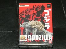 "Bandai GODZILLA  65th Anniversary - ANGUIRUS - Toy Figure 3.5"" NEW SEALED in Box"
