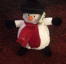 Friends for all Seasons Snowman Plush