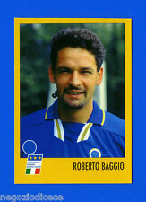 [GCG] AZZURRI CON IP - Merlin - Figurina-Sticker n.- FRANCE 98 - R. BAGGIO -New