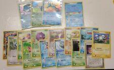 Pokemon Cards EX TEAM ROCKET RETURNS LOT Rare Holo Reverse