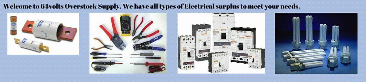 64volts Overstock Supply
