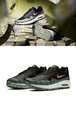 New listing NIKE AIR MAX 1 G NRG UK8 Golf Payday, With Receipt,Rare !!!