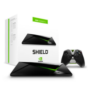 Nvidia Shield 4K Android TV 16GB with Game Controller And More