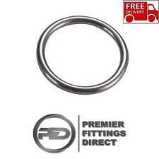 O Rings 316 Stainless Steel Polished 15 20 25 30 35 40 50 70mm