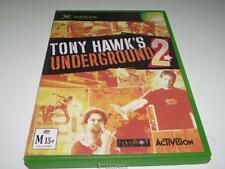 Tony Hawk's Underground 2 XBOX Original PAL Preloved *Complete*