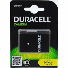 Duracell Battery for Nikon type EN-EL14a 1100mAh 7,4V 1100mAh/8,1Wh Li-Ion