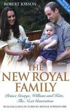 The New Royal Family: Prince George, William and Kate, the Next Generation, Jobs