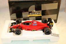 Exoto Ferrari 641/2 1990 perfect mint in box alain Prost FRANCE 1:18 SUPERB RARE