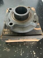 """Browning MFCS-335 Flange Mount Ball Bearing Unit 4 Bolt, 2 3/16"""" Bore New FC350"""
