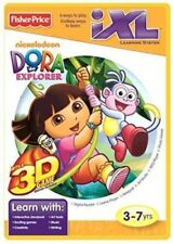 Fisher-Price iXL Learning Game~ Dora the Explorer Cartridge
